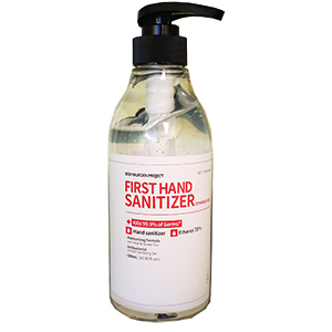 16.9OZ HAND SANITIZER GEL W/PUMP TOP