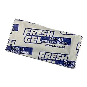 .04OZ KARI-OUT FRESH HAND GEL PACKETS 400/CS