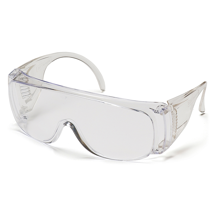 SOLO CLEAR LENS AND FRAME