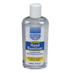 4OZ BOTTLE HAND SANITIZER