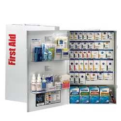 2XL METAL GEN BUSINESS FIRST AID CABINET