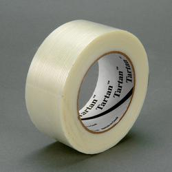 "2"" x 60YD 8934 CLEAR FILAMENT TAPE"