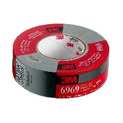 """2"""" x 60YD 6969 SILVER DUCT TAPE"""