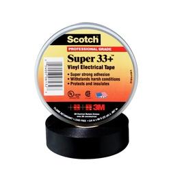 """3/4"""" x 20' SCOTCH SUPER 33+VINYL ELECTRICAL TAPE"""