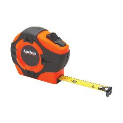 "12' x 1/2"" HI VIZ ORANGE TAPE MEASURE"