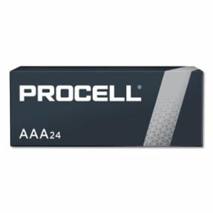 AAA PROCELL BATTERY  (24)