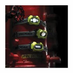 2765 YELLOW HIGH-VIZ HEADLAMP