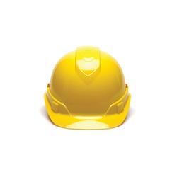 YEL RIDGELINE CAP STYLE HARD HAT