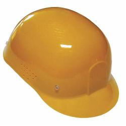 YEL 4PT MOLDED SUSP DIAMOND BUMP CAP