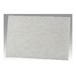 "6"" x 9"" 7445B WHITE SCOTCHBRITE HAND PADS"