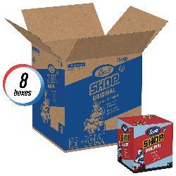SCOTT SHOP TOWEL RAGS IN A BOX