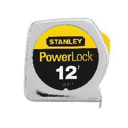 "33-212 12' x 1/2"" POWERLOCK TAPE MEASURE"