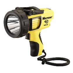 WAYPOINT RECHARGEABLE YELLOW SPOT LIGHT