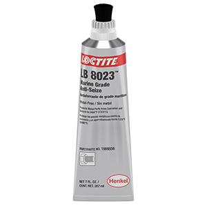 LB 8023 7OZ TUBE MARINE GRADE ANTI-SEIZE